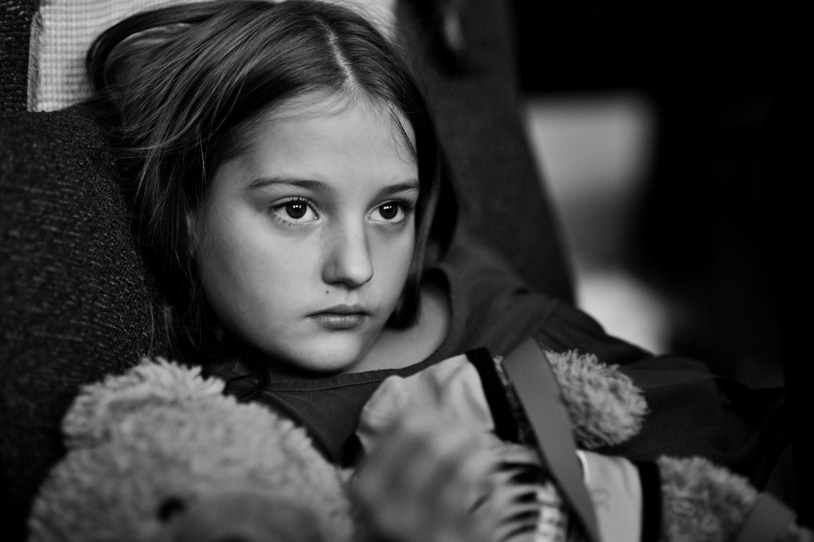 Weronika black-white